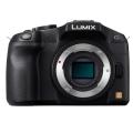 Panasonic (パナソニック) LUMIX DMC-G6 ボディ ブラック