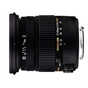 17-50mm F2.8 EX DC OS HSM (ニコンF用)