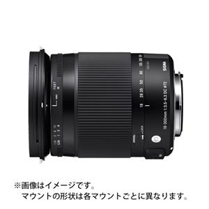 SIGMA (シグマ) Contemporary 18-300mm F3.5-6.3 DC MACRO OS HSM(ニコンF用) メイン