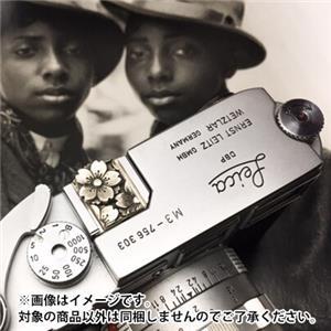 JAY TSUJIMURA (ジェイ・ツジムラ) ホットシューカバーBlooming Sakura Leica用 JP-721 メイン