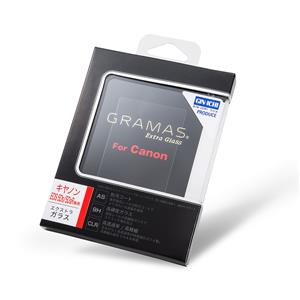 Extra Glass DCG-CA06 Canon EOS 5Ds/5DsR用