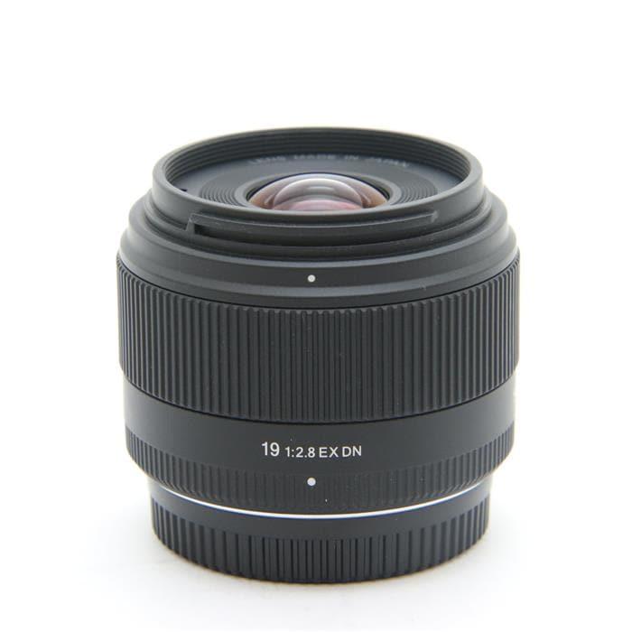 19mm F2.8 EX DN(マイクロフォーサーズ用)
