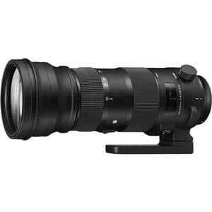 S 150-600mm F5-6.3 DG OS HSM(ニコン用)