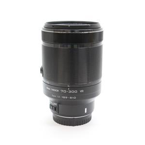 1 NIKKOR VR 70-300mm F4.5-5.6 ブラック