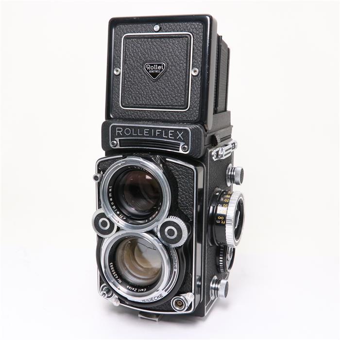 ローライフレックス 2.8F 120/220切替付