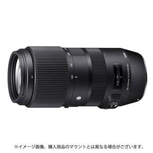 Contemporary 100-400mm F5-6.3 DG OS HSM (シグマ用)
