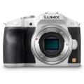 Panasonic (パナソニック) LUMIX DMC-G6 ボディ ホワイト