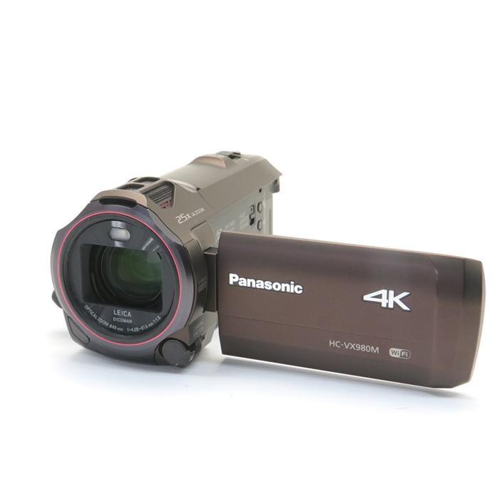 デジタル4Kビデオカメラ HC-VX980M