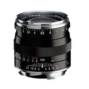Planar T* 50mm F2 ZM(ライカM用) ブラック
