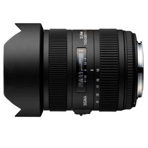 12-24mm F4.5-5.6 II DG HSM(シグマ用)