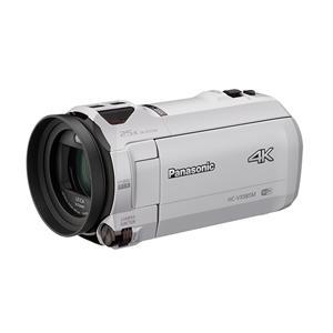 Panasonic (パナソニック) デジタルハイビジョンビデオカメラ HC-VX985M ホワイト メイン
