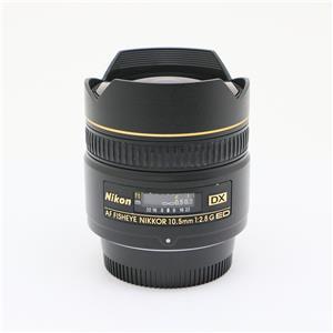 AF DX Fisheye-Nikkor 10.5mm F2.8G ED