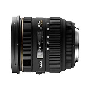 24-70mm F2.8 IF EX DG HSM(シグマ用)