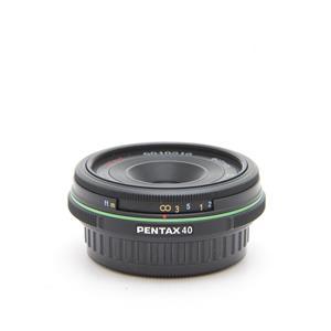 DA40mm F2.8 Limited