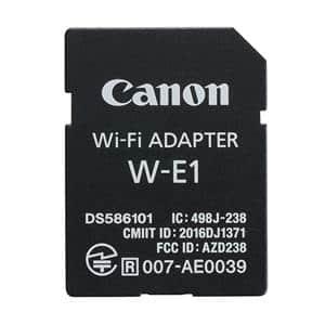 Canon (キヤノン) Wi-Fiアダプター W-E1 メイン