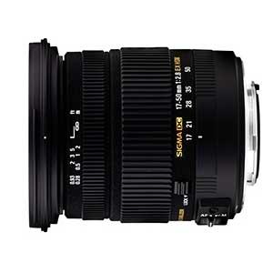 17-50mm F2.8 EX DC OS HSM (シグマ用)