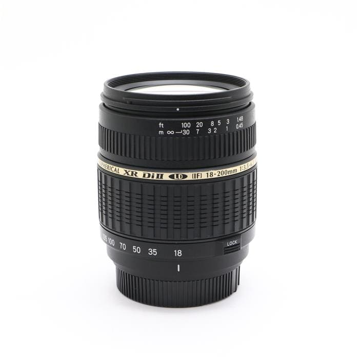AF18-200mmF3.5-6.3XR DiII LD ASPH [IF] Macro(ニコン用)