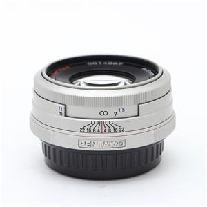 DA70mm F2.4 Limited Silver