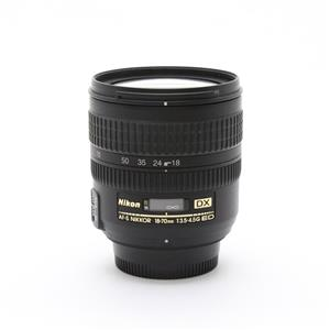 AF-S DX 18-70mm F3.5-4.5G(IF)