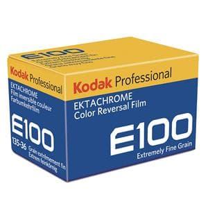 Kodak (コダック) Ektachrome E100 135 36枚撮り メイン