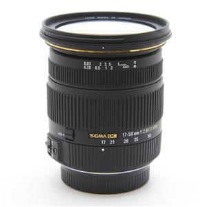 17-50mm F2.8 EX DC HSM(ペンタックス用)