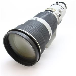 AF-S ED 500mm F4 D II ライトグレー