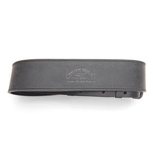 Emboss Leatherストラップ ブラック