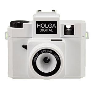 HOLGA-DIGITAL WHITE