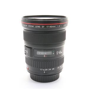 canon キヤノン ef17 40mm f4l usm の商品検索結果 マップカメラ