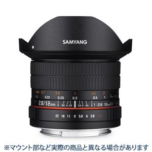12mm F2.8 ED AS NCS Fisheye (キヤノン用)