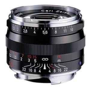 Carl Zeiss (カールツァイス) C Sonnar T* 50mm F1.5 ZM(ライカM用) ブラック メイン