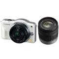 Panasonic (パナソニック) LUMIX DMC-GF3W ダブルレンズキット ホワイト