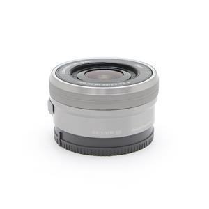 E PZ 16-50mm F3.5-5.6 OSS SELP1650 シルバー