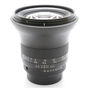 Milvus 21mm F2.8 ZF.2(ニコンF用)
