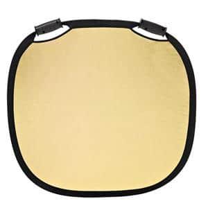 リフレクター ゴールド/ホワイト Lサイズ(120cm) #100965