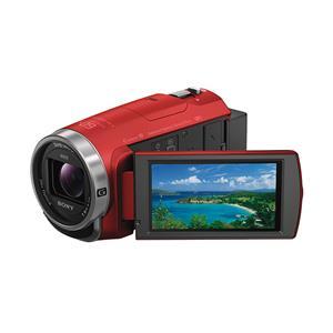 デジタルHDビデオカメラレコーダー HDR-CX680 R レッド