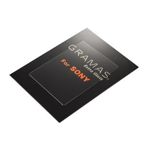 GRAMAS (グラマス) Extra Glass DCG-SO07 SONY α7RIII用 メイン