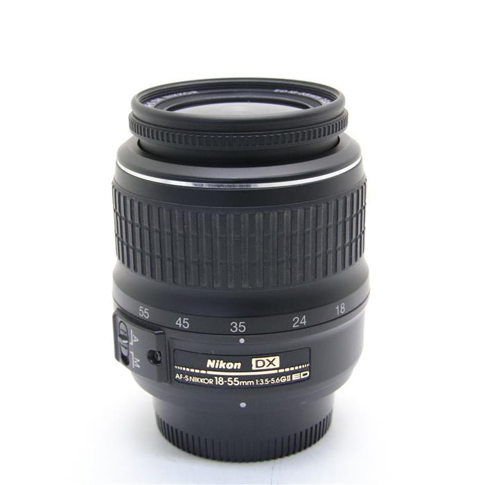 AF-S DX ED 18-55mm F3.5-5.6 GII