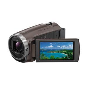 デジタルHDビデオカメラレコーダー HDR-CX680 TI ブラウン
