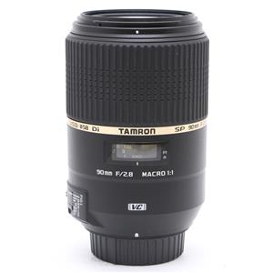 SP 90mm F2.8 Di MACRO 1:1 VC USD/Model F004N(ニコン用)