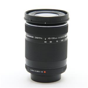 M.ZUIKO DIGITAL 40-150mm F4.0-5.6R ブラック