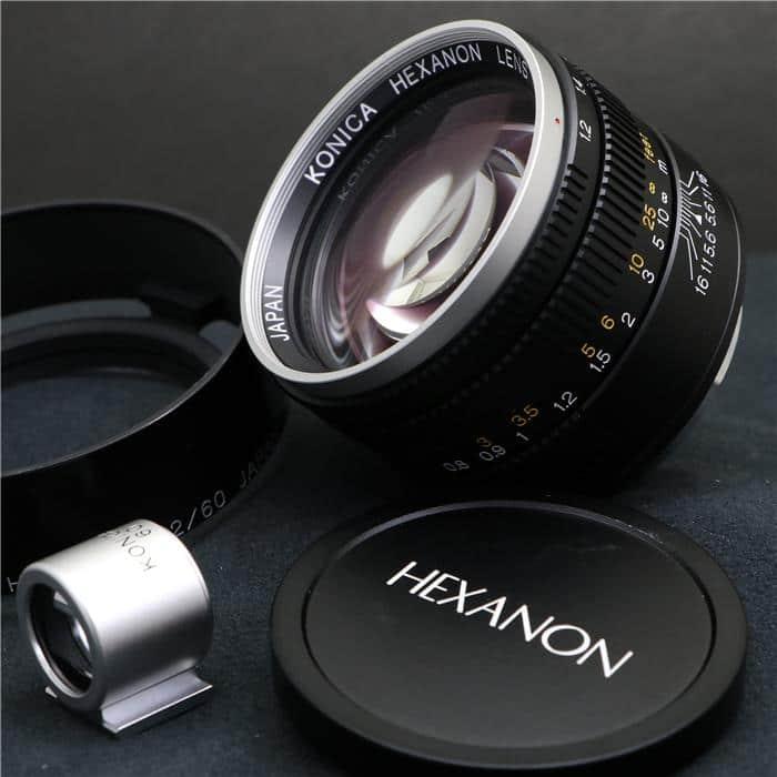 HEXANON (L) 60mm F1.2 New