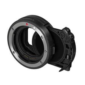 Canon (キヤノン) ドロップインフィルターマウントアダプター EF-EOS R 可変式NDフィルターA付 メイン