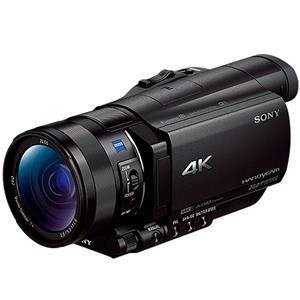 デジタル4Kビデオカメラレコーダー HANDYCAM  FDR-AX100