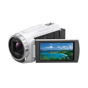 デジタルHDビデオカメラレコーダー HDR-CX680 W ホワイト