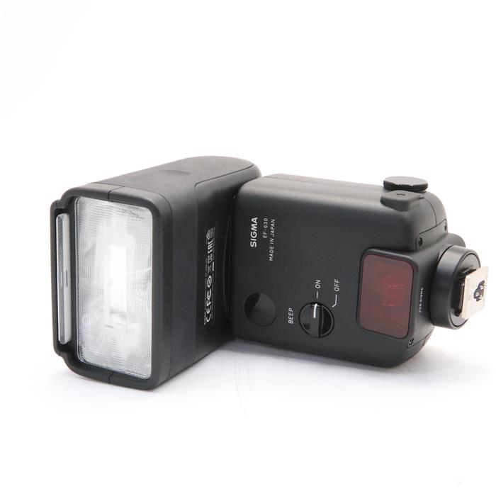 エレクトロニックフラッシュ EF-630 (シグマ用)