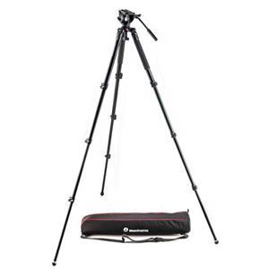 ビデオキット シングルレッグ4段アルミ MVH500AH付 MVK500AQ