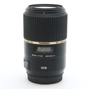 SP 90mm F2.8 Di MACRO 1:1 VC USD/Model F004E(キヤノン用)