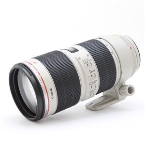 Canon (キヤノン) EF70-200mm F2.8L IS II USM メイン