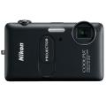 Nikon (ニコン) COOLPIX S1200PJ ブラック